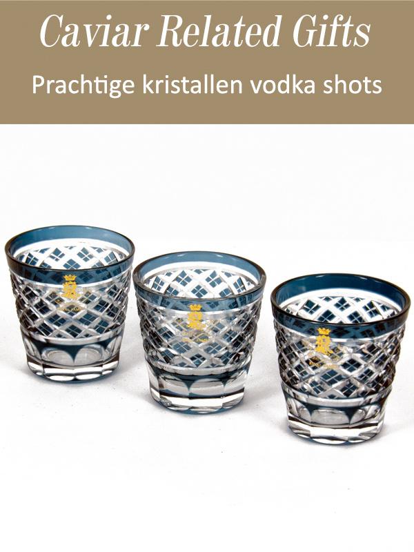 Crystal Vodka Glas