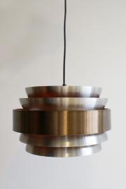 Vintage design lamp (Lakro of Fog & Morup?). Retro hanglamp