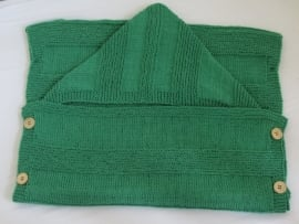 Slaapzak Groen - Maxi Cosi - 100% Katoen
