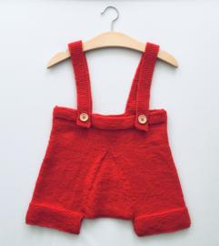 Rode Baby Bloomer