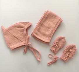 Handschoentjes en sjaals