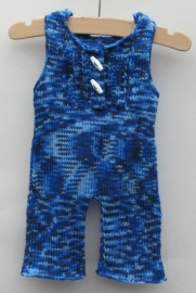 Baby Boxpakje Donkerblauw