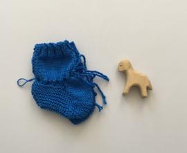 Baby Slofjes Lichtblauw