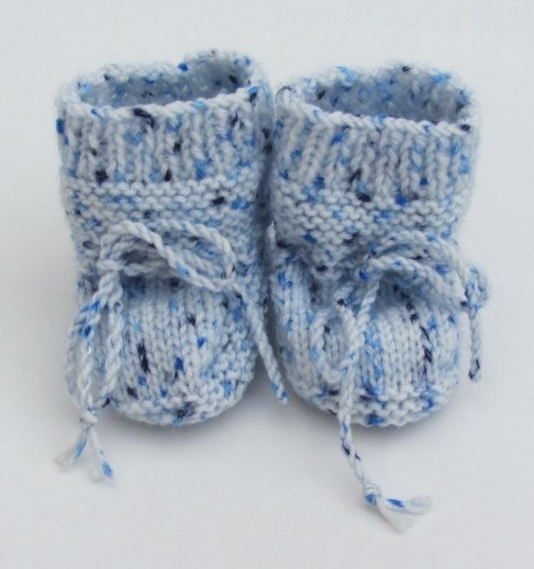Baby Slofjes Blauw
