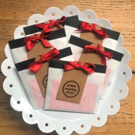 Heart in Business inspiratiekaarten   10 kaartjes in cadeauzakje