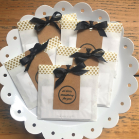 You are a gift inspiratiekaarten | 6 kaartjes in cadeauzakje (dubbelzijdig)