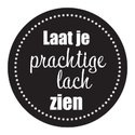 Sticker You are a gift | Prachtige lach