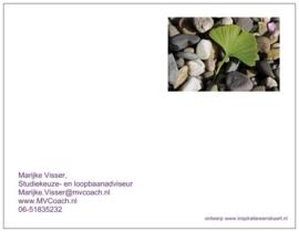 Marijke Visser Loopbaanadviesbureau | Inspiratie kaart voor schoolverlaters