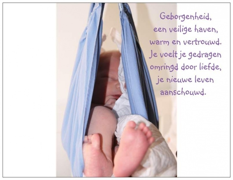 'In ontspanning verwachten' Zwangerschapsyoga | Kaarten voor cursisten
