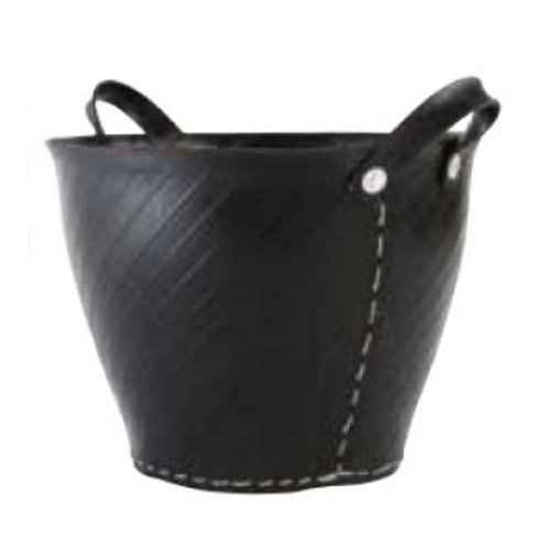 Houtmand gerecycled rubber klein