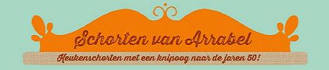 Schorten van Arrabel: vrouwelijke keukenschorten met een knipoog naar de jaren 50.