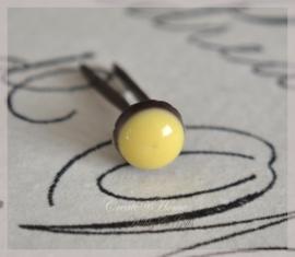 Brads splitpen koper geel 5 mm. Per 5