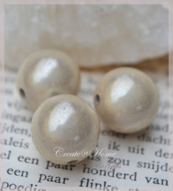Miracle beads champagne. Per 10
