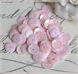 Roze lovertjes 5 gram