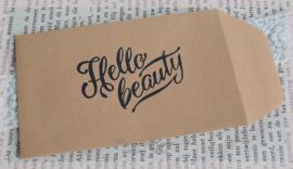 Kraft loonzakjes Hallo Beauty. Per 10