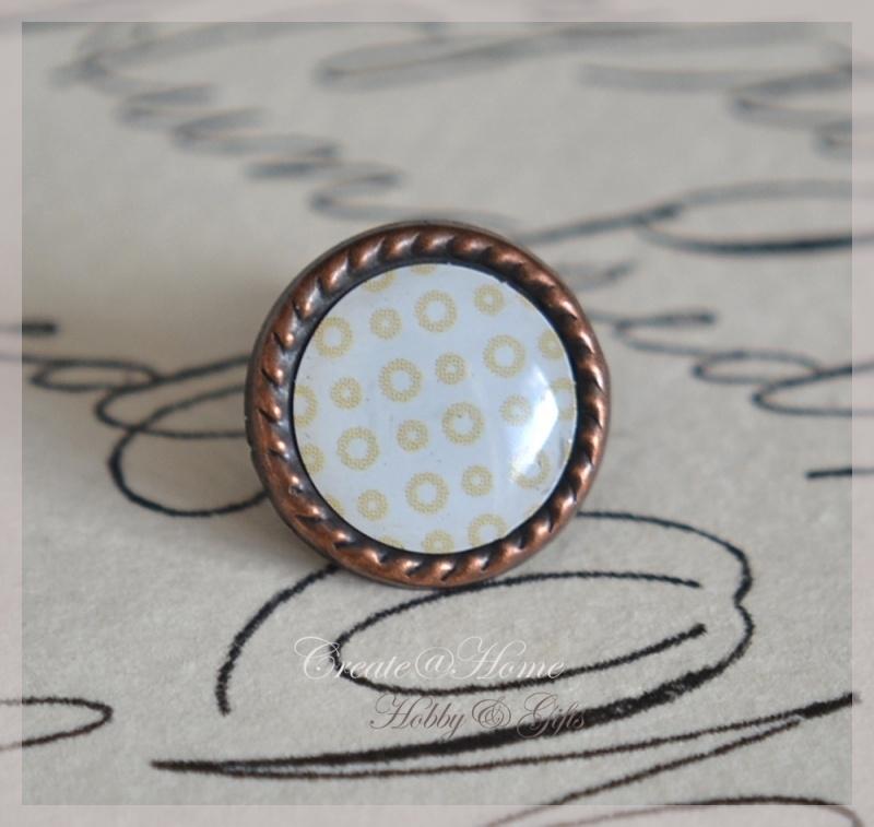 Brads splitpen koper lichtgrijs 8 mm