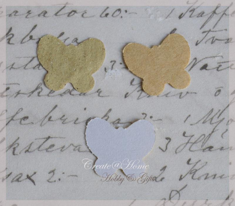 Stickertjes vlinder. Per 10