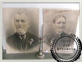 Prachtige portretten uit 1910