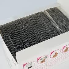 Nail foils 100 stuks