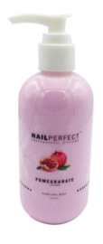 Hand & Body lotion Pomegranate 236ml*