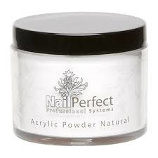 Acryl poeder natural nail perfect 25gr*