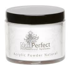 Acryl poeder natural nail perfect 25gr