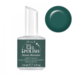 IBD just gel polish Green Monster 14ml