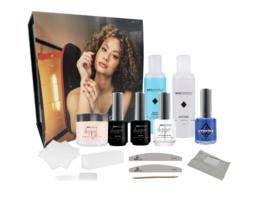 DIP acrylic starterpakket incl. 3 uur training & GRATIS beauty tas!**