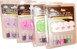 Nail art set Guill D'or*