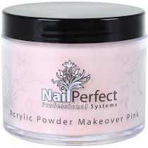 Acryl poeder nail perfect  makeover pink 25gr