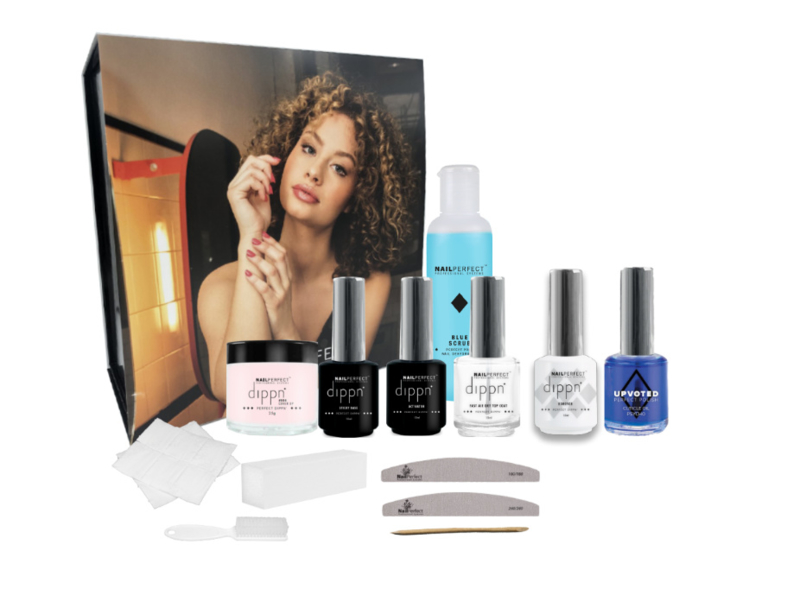 DIP acrylic get started kit Nail Perfect**