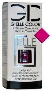 G Elle Hot Purple