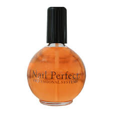 Nagelriem olie 75ml peach delight nail perfect