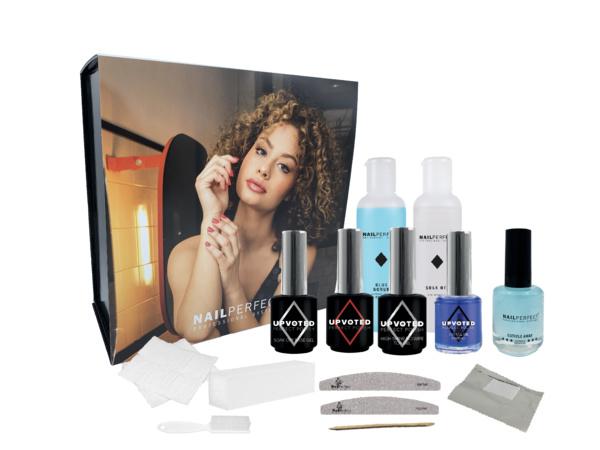 Get Started Kit  GELLAK Nail Perfect**