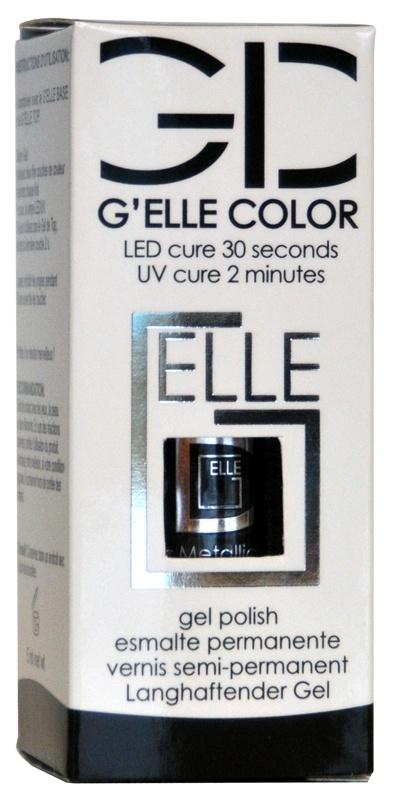 G`Elle Dark Blue Matallic
