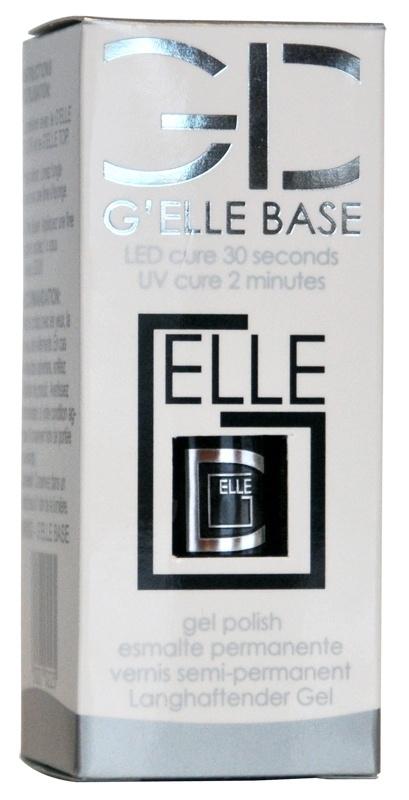 Base (basis voor alle G Elle kleuren)