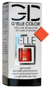 G Elle Coral Red
