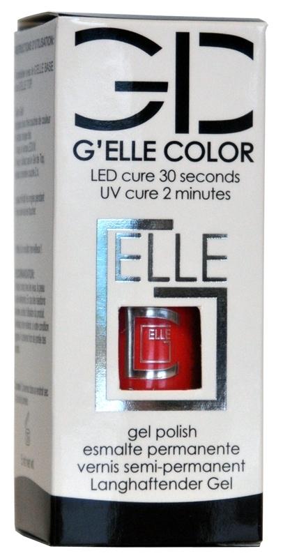G`Elle Coral Red