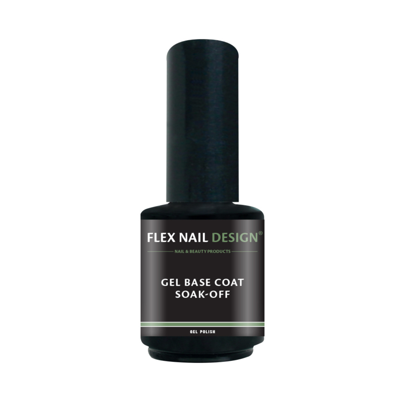 Flex Nail Design Gel Base Coat 15ml
