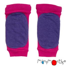 Manymonths knie beschermers wol, Adventurer-Conqueror, diverse kleuren
