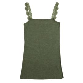Joha dames hemd wol/zijde