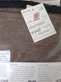 Engel wol/zijde boxerbroekje, walnoot 34/36 en 38/40