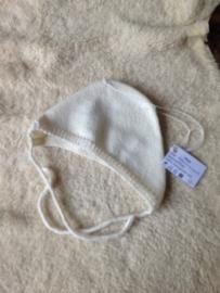 Oksana mutsje van wol, 40-42cm