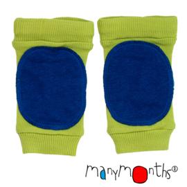 Manymonths knie beschermers wol, Charmer/Explorer-Adventurer, diverse kleuren
