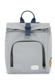 dusq mini bag | canvas- cloud grey