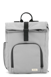 dusq vegan bag | cloud grey