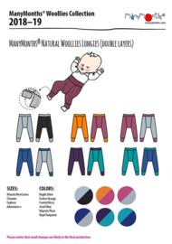 MaM Longie Miracle/Newcomer, diverse kleuren