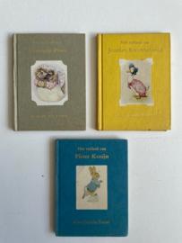 Beatrix Potter Nederlands, diverse titels