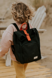 dusq mini bag | canvas- night black