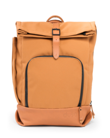 dusq family bag | canvas-sunset cognac